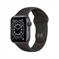 Watch Series 6 40MM GPS版 黑色