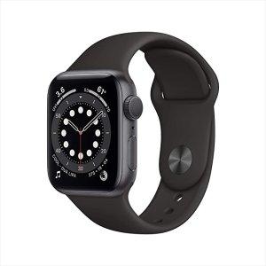 AppleWatch Series 6 40MM GPS版 黑色