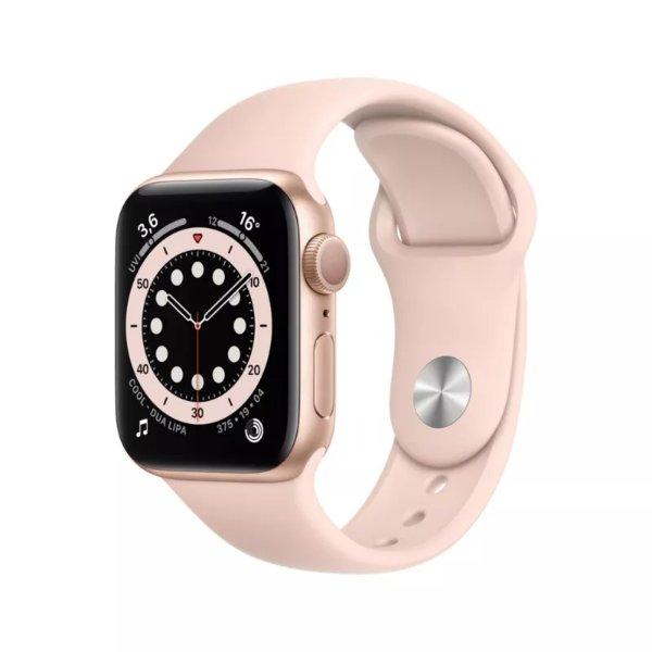 Apple Watch Series 6 GPS 40mm 智能手表