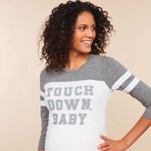 额外6折Motherhood 孕妈妈上衣特卖