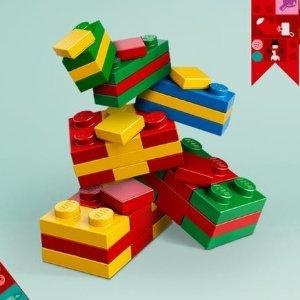圣诞日历降价 汽车综合包补货Walmart LEGO乐高积木折扣汇总,低至5.6折每日更新