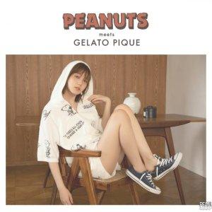 €40收联名公仔 €53收印花上衣上新:Gelato Pique X 史努比联名来啦!首次上新春夏款