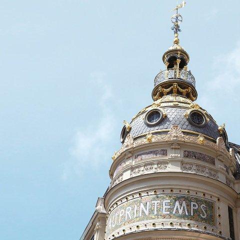 5折起 GanniT恤低至€39Printemps 私卖大促 超值收三宅一生、Chloé、巴黎世家等