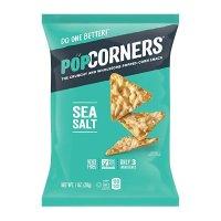 POPCORNERS 玉米片 海盐口味 1oz  40包