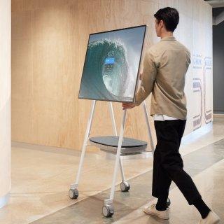起售价$8999合作无间的团队生产力神器,微软 Surface Hub 2S 上市
