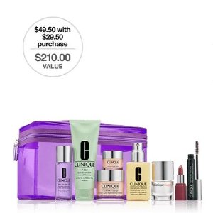 Limited Edition Set! $49.50 with any $29.50 purchase @ Clinique