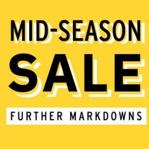 4折起!Fila老爹鞋£29Tower London 季中大促 Dr Martens、Nike、UGG、Vans等