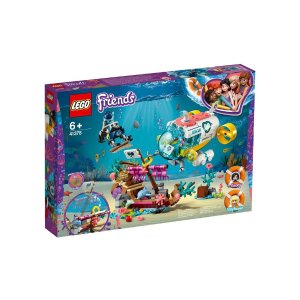 LegoProduct: Friends Dolphins Rescue Mission 41378Friends Dolphins Rescue Mission 41378