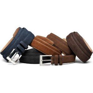 As Low As $29.97Allen Edmonds Men's Belt Clearance Sale