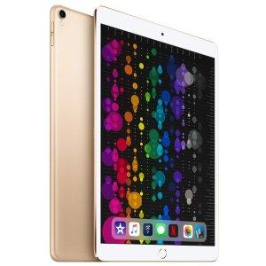 $599(原价$929) 两色可选闪购:2017款 iPad Pro 10.5吋 WiFi + Cellular 256GB