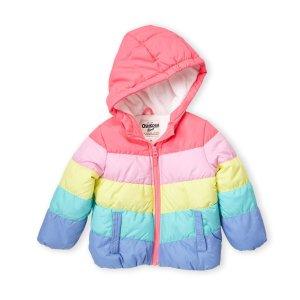 低至1.8折 包邮回归Century 21 儿童秋冬外套特卖  Michael Kors海量上新