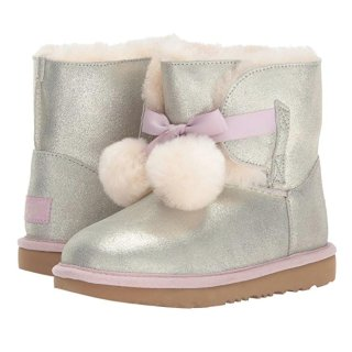 $69.98Amazon UGG Kids' K Gita Metallic Pull-On Boot
