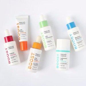 7折Paula's Choice 精选美容护肤品促销 收新包装水杨酸精华