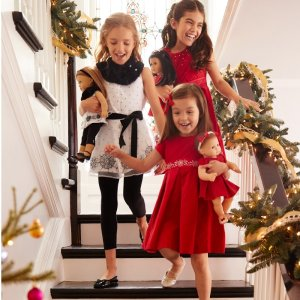Ending Soon: Up to 60% OffCyber Monday Specials @ American Girl