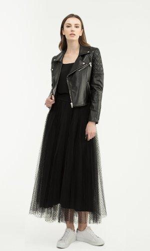 Kennedy Tulle Midi Skirt