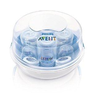 $16Philips AVENT Microwave Steam Sterilizer @ Amazon