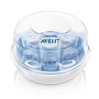 Philips AVENT Microwave Steam Sterilizer @ Amazon
