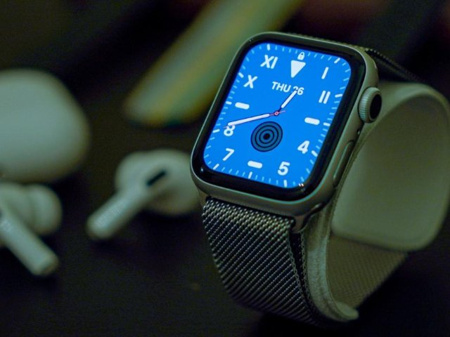 Apple Watch S5:最棒...