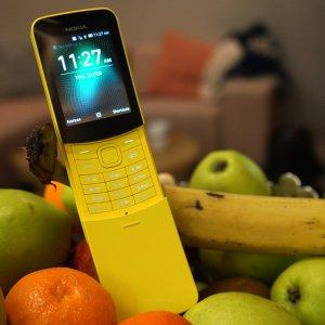 引爆媒体关注度的竟然是它MWC2018:Nokia 8110 滑盖手机  重装上阵