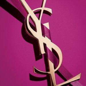低至5折 仅€18收水光唇釉YSL 彩妆全线折上折 收爆款小金条、限定豹纹圆管 颜值天花板