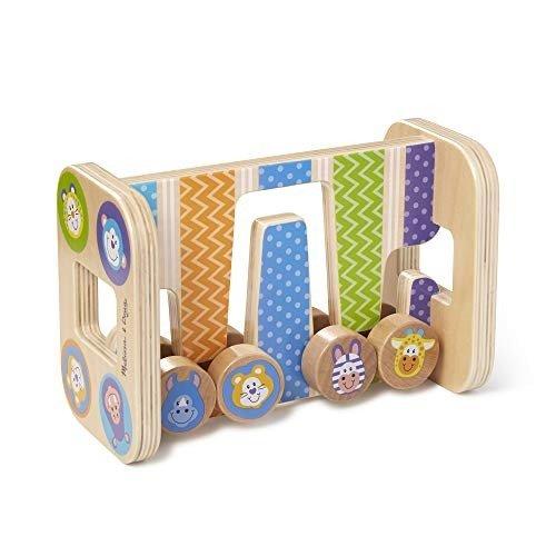 之字形木质玩具