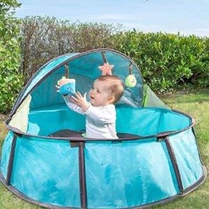 $59.97(原价$99.99)Babymoov Babyni 3合1 弹出式 室内/户外 防紫外线帐篷特卖