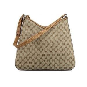 GucciOriginal GG canvas Hobo Handbag