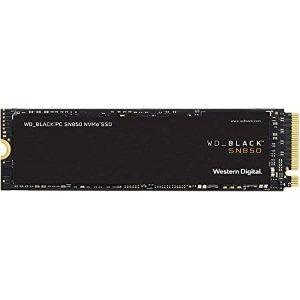$179(原价$184)WD Black 500GB SN850 NVMe PCIe4.0 固态硬盘