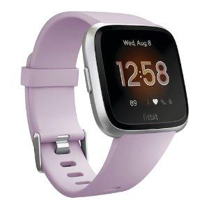 $99 + $30 Kohl's CashBlack Friday Sale Live: Fitbit Versa Lite Smartwatch