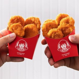 FREE Spicy Chicken SandwichToday Only: Wendy's APP Purchase Orders