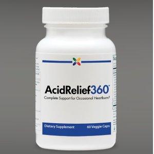 每瓶低至$3.89 + 包邮独家:Stop Aging Now Acid Relief 360 缓解胃灼热胶囊 60粒