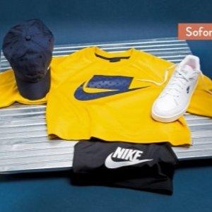 低至4折 折后€17.99起闪购:Nike 运动鞋 运动服特卖会