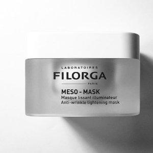无门槛7折 £17收新款360眼精华Filorga 菲洛嘉护肤热卖 十全大补面膜、逆时光眼霜都在