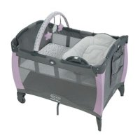 Graco Pack 'n Play Reversible Napper & Changer LX 游戏床