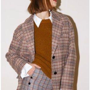 无门槛7折 + 英国直邮  博主界新宠最后一天:MissLondoner 来自伦敦的设计师品牌 秋冬新款大促
