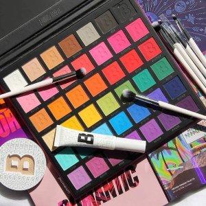 低至六折BEAUTY BAY 精选彩妆促销 收42格玩色眼影盘