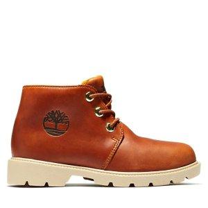 TimberlandNewman Chukka 坚果色短靴