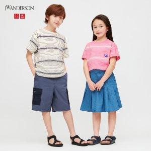 UniqloJW ANDERSON 系列条纹T恤