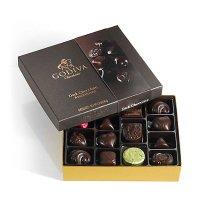 黑巧克力礼盒 16粒装