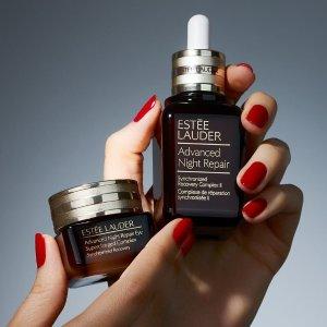 无门槛8折限今天:Estee Lauder 全场美妆护肤品热卖 收小棕瓶精华