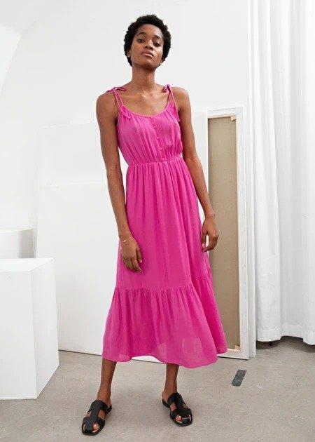 连衣裙 多色