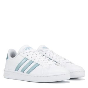 AdidasBOGO 50% Off + $15 Off $75Women's Grand Court Sneaker