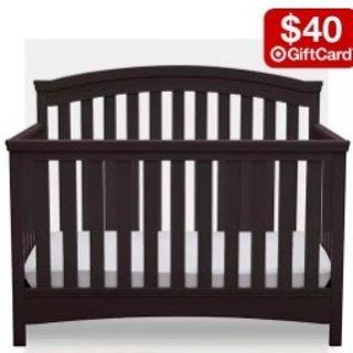 满$150送$20或满$200送$40礼卡Target 婴儿家具促销 Davinci, Sealy等品牌都参加