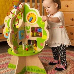 满$75享受9折Fat Brain Toys 全场玩具热卖 手脑并用益智玩具