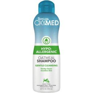 TropicleanOxyMed Hypo-Shampoo Pet Shampoo | Petflow