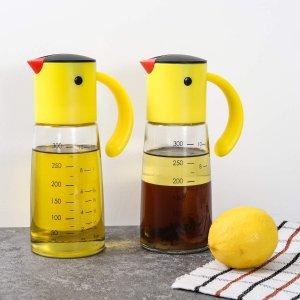Vucchini 防漏油瓶调料瓶 2个