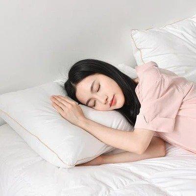 可水洗松软羽绒枕 2件8.5折