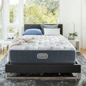 Queen$589 +免费睡眠追踪器最后一天:US Mattress 升级版华人爆款睡美人床垫大促