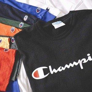 低至2.2折Champion 时尚卫衣T恤 限时促销