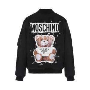 Moschino小熊飞行员夹克
